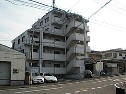 福岡県北九州市戸畑区東大谷1の賃貸マンションの外観