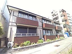 兵庫県神戸市東灘区御影本町6丁目の賃貸アパートの外観
