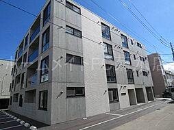 北海道札幌市白石区菊水六条2丁目の賃貸マンションの外観