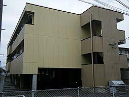 コーポ三喜C[3階]の外観