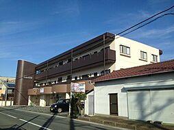 静岡県浜松市南区倉松町の賃貸マンションの外観