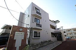 レジデンス藤が丘[3階]の外観