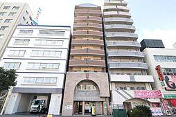 大阪府大阪市浪速区敷津西2-の賃貸マンションの外観
