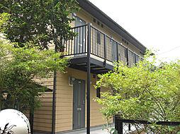 桜ヶ丘アパートメント[202号室]の外観