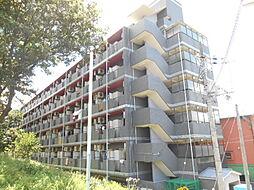 大阪府豊中市服部本町3丁目の賃貸マンションの外観