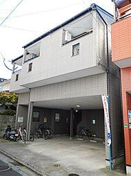 福岡県福岡市博多区千代2丁目の賃貸アパートの外観