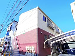 ワンズコア新松戸V[2階]の外観
