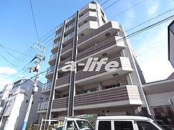 兵庫県神戸市中央区南本町通5丁目の賃貸マンションの外観