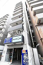 神奈川県横浜市南区浦舟町3丁目の賃貸マンションの外観