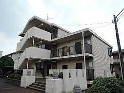 東京都世田谷区喜多見4丁目の賃貸マンションの外観