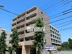 愛知県名古屋市名東区社口2の賃貸マンションの外観