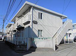 パピヨンハウスC[1階]の外観