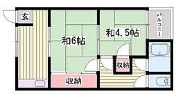 京口駅 2.5万円