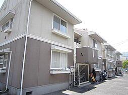 広島県呉市広白石1丁目の賃貸アパートの外観