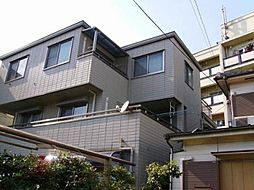 東京都板橋区蓮根1丁目の賃貸マンションの外観