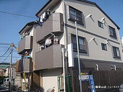 近鉄奈良線 瓢箪山駅 徒歩12分の賃貸店舗事務所