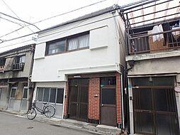大阪府大阪市都島区都島南通1丁目の賃貸アパートの外観