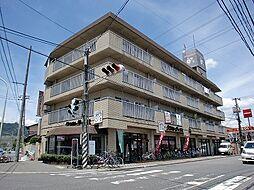 広島県広島市安佐南区祇園1丁目の賃貸マンションの外観