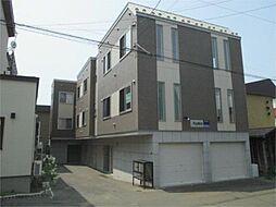 アゼリア札幌北[101号室]の外観
