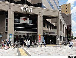 周辺(勝どき駅(現地まで1040m))