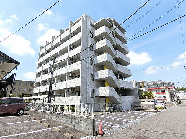 コズミックスペース 6階の賃貸【茨城県 / つくば市】