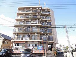 ハートフル藤井寺[5階]の外観