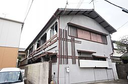 兵庫県川西市小戸1丁目の賃貸アパートの外観