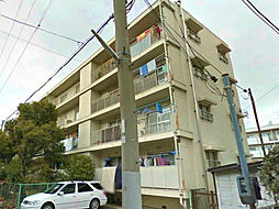 兵庫県西宮市田代町の賃貸マンションの外観