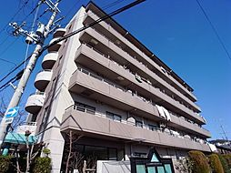 サンライズ忍ヶ丘[4階]の外観