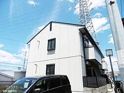 大阪府堺市北区大豆塚町1丁の賃貸アパートの外観