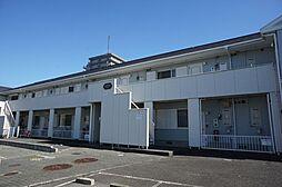 神奈川県茅ヶ崎市矢畑の賃貸アパートの外観