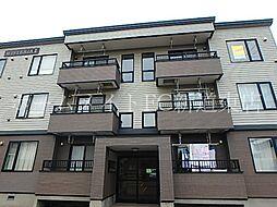 ウィスタリアII[2階]の外観