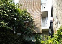 東京都渋谷区本町2丁目の賃貸マンションの外観
