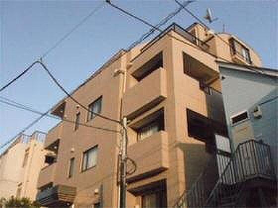 東京都中野区弥生町2丁目の賃貸マンション