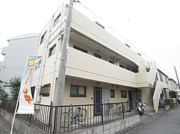 神奈川県相模原市南区南台4の賃貸マンションの外観