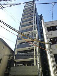 レジュールアッシュ梅田AXIA[9階]の外観