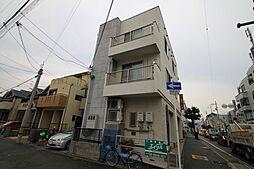 上野西グランハイツB[302号室]の外観
