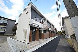 兵庫県神戸市垂水区塩屋町6の賃貸アパートの外観