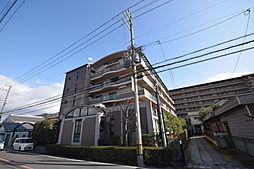 大阪府柏原市大県4丁目の賃貸マンションの外観