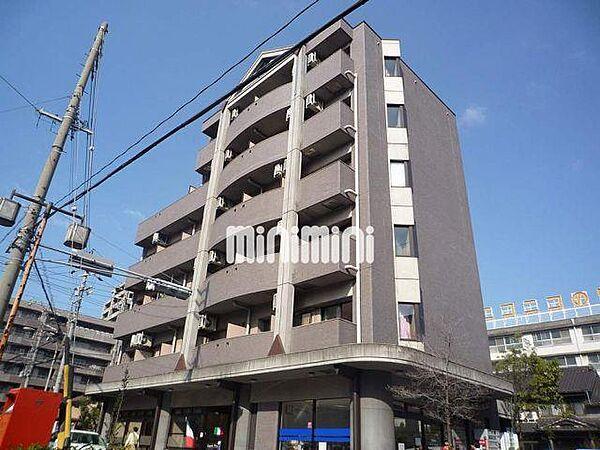 クラブ亭ビル 6階の賃貸【愛知県 / 東海市】