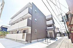 近鉄大阪線 弥刀駅 徒歩7分の賃貸アパート