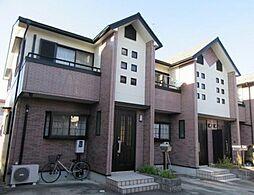 [テラスハウス] 滋賀県大津市大萱3丁目 の賃貸【/】の外観