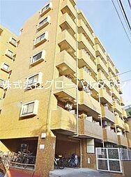 東京都墨田区東墨田2丁目の賃貸マンションの外観