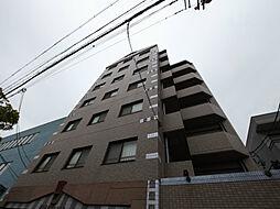愛知県名古屋市中川区高畑5丁目の賃貸マンションの外観