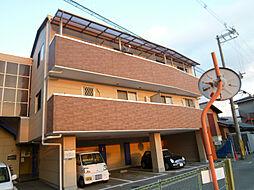 大阪府吹田市内本町2丁目の賃貸マンションの外観