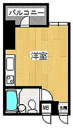 ネオハイツ内本町[212号室]の間取り
