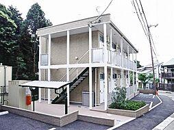 神奈川県鎌倉市浄明寺1丁目の賃貸アパートの外観
