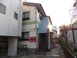埼玉県八潮市八潮2丁目の賃貸アパートの外観