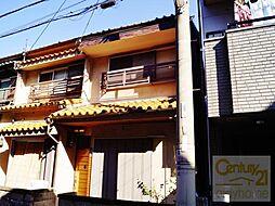 [テラスハウス] 大阪府大阪市住吉区庭井2丁目 の賃貸【/】の外観