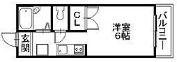 「サンルシエルI」 〜306号線沿いの好立地〜[305号室]の間取り